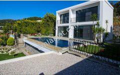 Bodrum Yalıkavak Gökçebel'de Satılık  4+1 Müstakil Havuzlu Villa