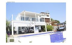 Yalıkavak Muhteşem Manzaralı 970m/2 Alanlı Müstakil Villa ve 8+1