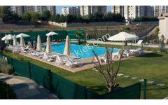 Yenişehir Q Bahçe Sitesi 1+1 Eşyalı Kiralık Daire