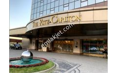 SÜZER PLAZA RITZ CARLTON DA SATILIK FIRSAT 1+1 RESİDENCE