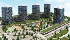 Akkent Paradise Gardens Residence