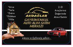 AKDAĞLAR GAYRİMENKUL AUTO ALIM-SATIM MERKEZİ