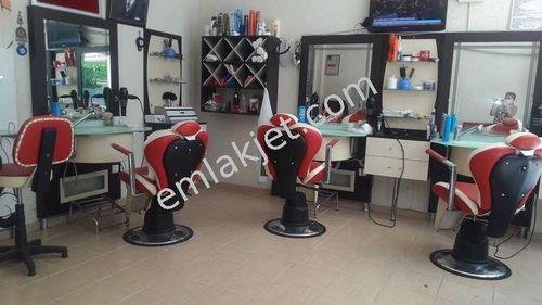 Aksoyda kuaför kiracılı satılık dükkan