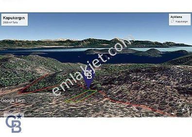 Dalaman Kapukargın'da Satılık 2958 m² Denize Yakın Arazi
