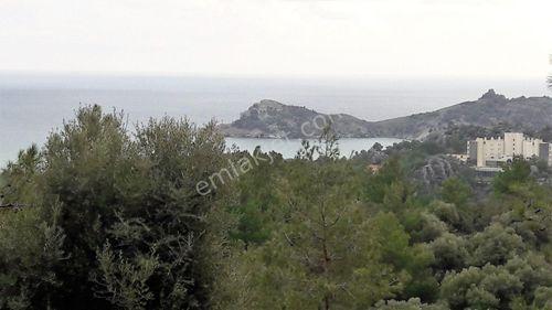 Ortaca Sarıgerme'de Deniz Manzaralı Satılık Tarla