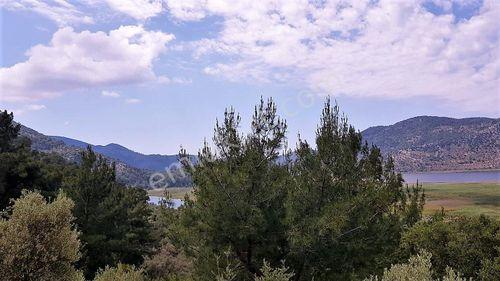 Dalaman'da Muhteşem Göl Manzaralı 5 Dönüm Arazi