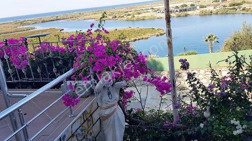 Dalaman'da Deniz Manzaralı Lüks Satılık Villa