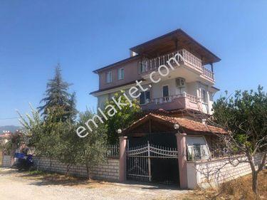 Dalaman Cesur Emlak'tan Satılık Triplex Villa Ref.Kodu:4717