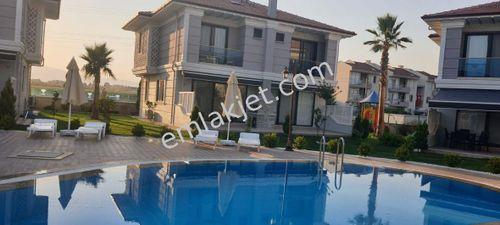 Cesur Emlaktan Dalaman Havuzlu Sitede 4+1 Villa Refkodu:4725
