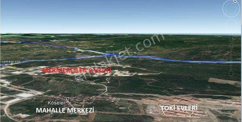 DİLOVASI KÖSELER'DE 1.500 M² TİCARİ İMARLI ARSA BURADA