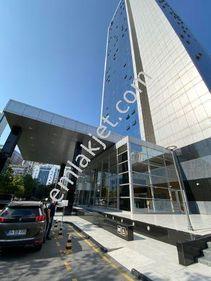 POLAT TOWER' da OFİS & MUAYENEHANE Kullanıma uygun 280 M2 DAİRE