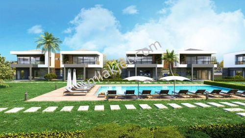 Kusadasında Sıfır Projeden Lansman Fiyatlarıyla Villalar