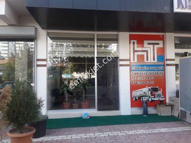 Beyşehir çevre yolu ova un karşısinda satılık dükkan