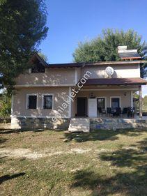 Çatalca Kabakça da satılık 9500 arazili Villa