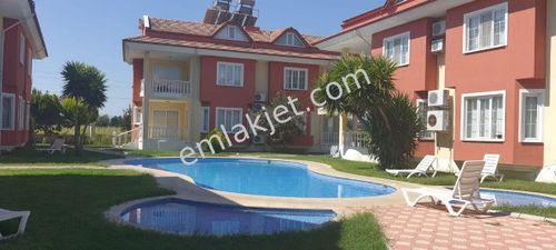 Dalaman Havuzlu Sitede Satılık Villa Ref.Kodu:4055