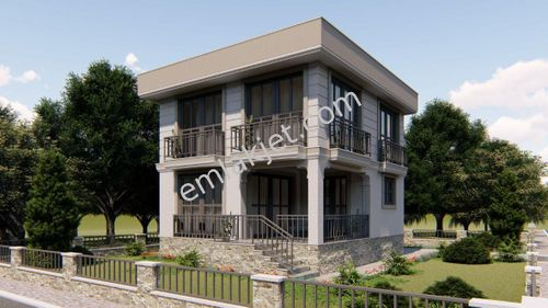 Dalaman Karadere Mevkii Satılık Villa Ref.Kodu:4215