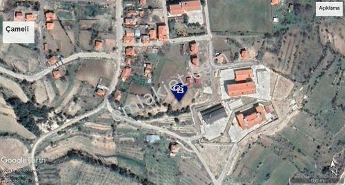 Çameli Yunuspınarı da Satılık 432 m² İmarlı Arsa