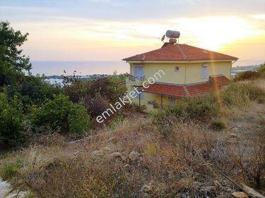 ALANYA İNCEKUMda full deniz manzaralı dublex villa 5+1