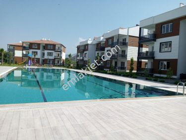 Dalaman Havuzlu Sitede Eşyalı Satılık 2+1 Daire Refkodu:4925