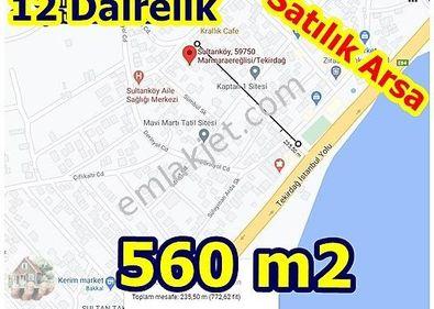 Sultanköy'de 120 m2'den 12 Dairelik Satılık Arsa ve Müstakil Ev