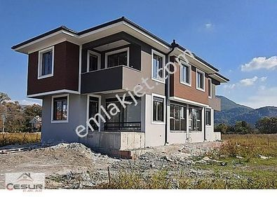 Dalaman Cesur Emlaktan Karaçalıda İkiz Villa Refkodu:4864