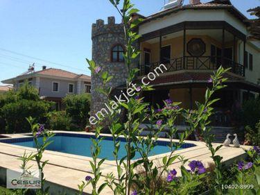 Dalaman Karaçalıda Satılık Triplex Villa Ref.Kodu4839