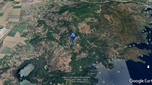 Dalaman Şerefler de Eko Turizm Satılık 2480 m² Arazi