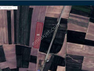 İSKENDER KÖYDE CADDEYE BİR PARSEL 10.000 m2 SATILIK ARSA çınar