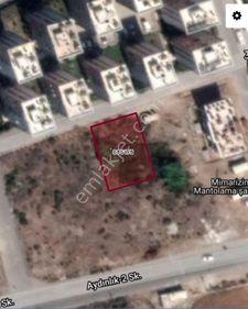 Muratpaşa Güzeloba'da satılık 495 m2 arsa