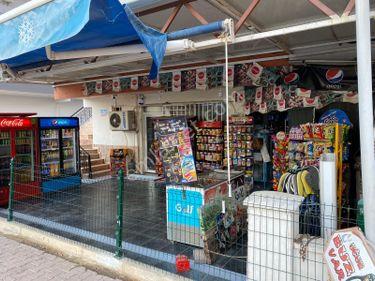 Muratpaşa Güzeloba'da Devren Kiralık market