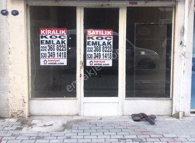 Karşıyaka metro yakını satılık dükkan