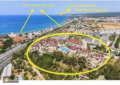Full Deniz Manzarası Extra İzolasyon Full Eşya Lux Duplex Daire