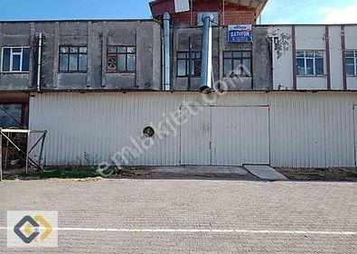 ÖRNEK SANAYİ SİTESİ 200+200m² SATILIK DÜKKAN
