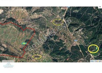My Gayrimenkul'den Muğla Menteşe Yerkesik Doğan Köy 5.534m2