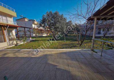 Dikili Site İçinde 3+1 Dublex Geniş Veranda, Teras, Bahçe Yazlık