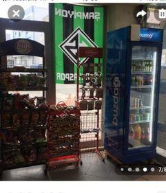 büyükşehir belediye karşında devren satılık büfe