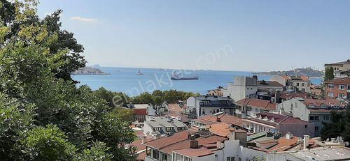Beşiktaş Çırağan da Deniz ve Doğa Manzaralı,Full Mobilyalı 2+1