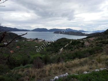 My Gayrimenkul'den Marmaris Söğüt köyü 1280m2  DENİZ MANZARALI