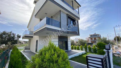 Didim Mavişehir Sağturda Tam Müstakil 4+1 Ultra Lüks Villa