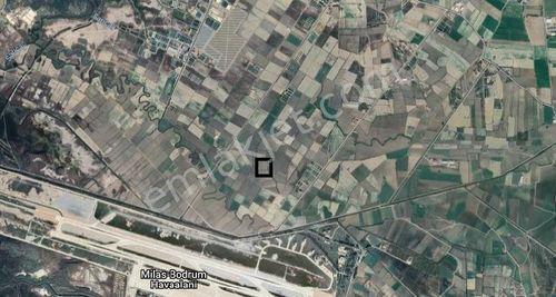 FIRSAT!!! Bodrum Havalimanı Arkası Yatırımlık Arazi
