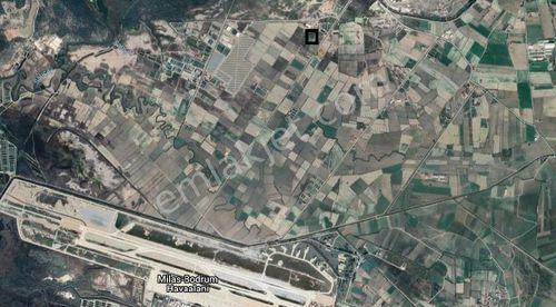 Fırsat!!! Bodrum Havalimanı Arkası Yatırımlık Arazi
