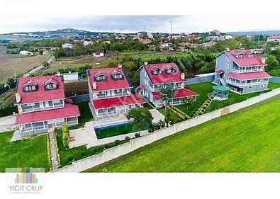 Yiğit Emlak Silivri Satılık 2550 m2 Üstünde 6+1 4 Satılık Villa