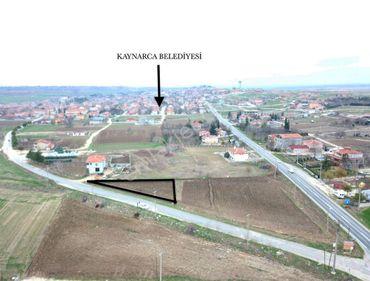 PINARHİSAR KAYNARCA ASFALT CEPHE 640 m2 KONUT İMARLI ARSA
