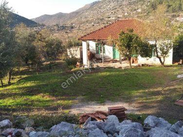 MY GAYRİMENKUL'den Söğüt Köyü'nde Tapuya Kayıtlı Ev Ve Arsası