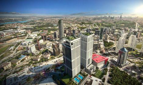 Merkezi Konumda Lüks Satılık Rezidans, Vatandaşlık Fırsatı