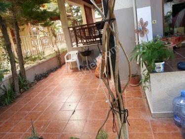 İzmir Menderes Özdere Kalemlik Sahilinde 3+1 Villa