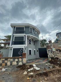 Didim sağtur sedef koy deniz manzaralı 5+1 satılık villa