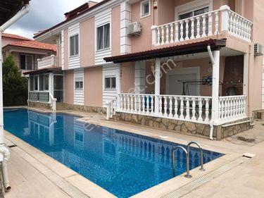 Dalaman Karaçalı'da Masrafsız Tertemiz 4+1 Triplex 185 m²