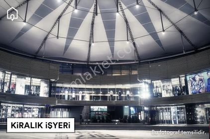BATIKENT TURGUT ÖZALDA BULVAR ÜZERİ KİRALIK1250 M2 İŞYERİ