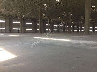 GEBZE OSBDE 4.400 M² KİRALIK DEPO-FABRİKA BURADA